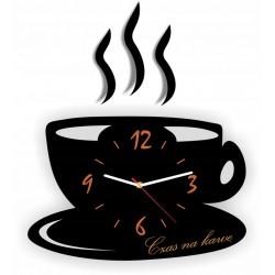 FILIŻANKA zegar