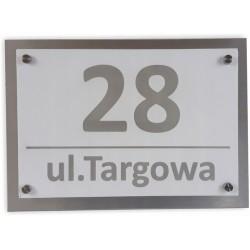 Tabliczka adresowa No. 2