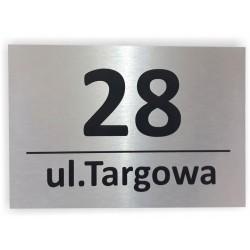 Tabliczka adresowa No. 3