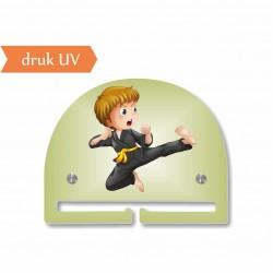 KARATE chłopiec UV mały