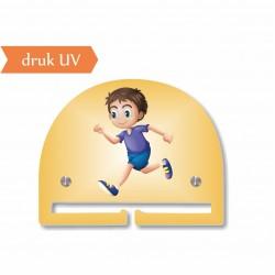 BIEGI chłopiec UV mały